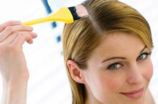 evde saç boyama yöntemleri, evde saç boyama teknikleri