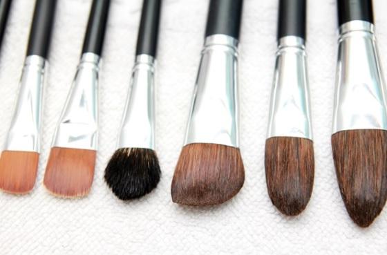 makyaj fırçaları ve isimleri