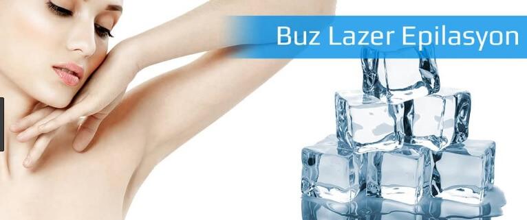 Buz Lazer Epilasyon Nedir