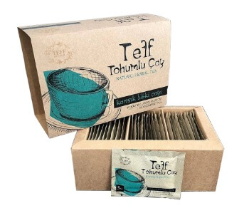 Teff Tohumlu Çay